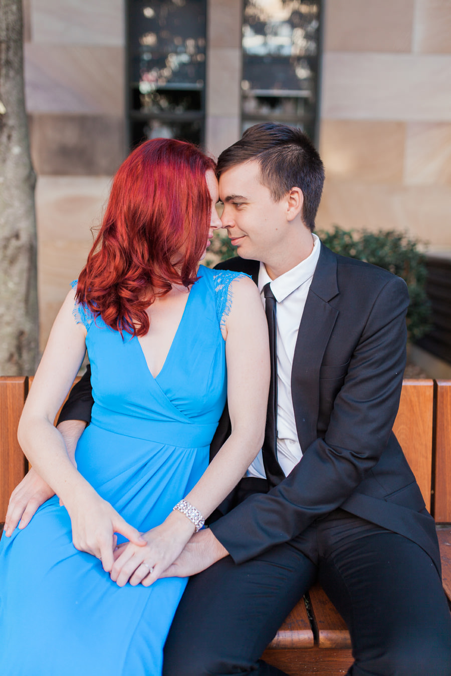 UQ University Engagement by Mario Colli Photography