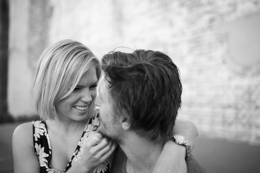 Brisbane Powerhouse Engagement by Mario Colli Photography