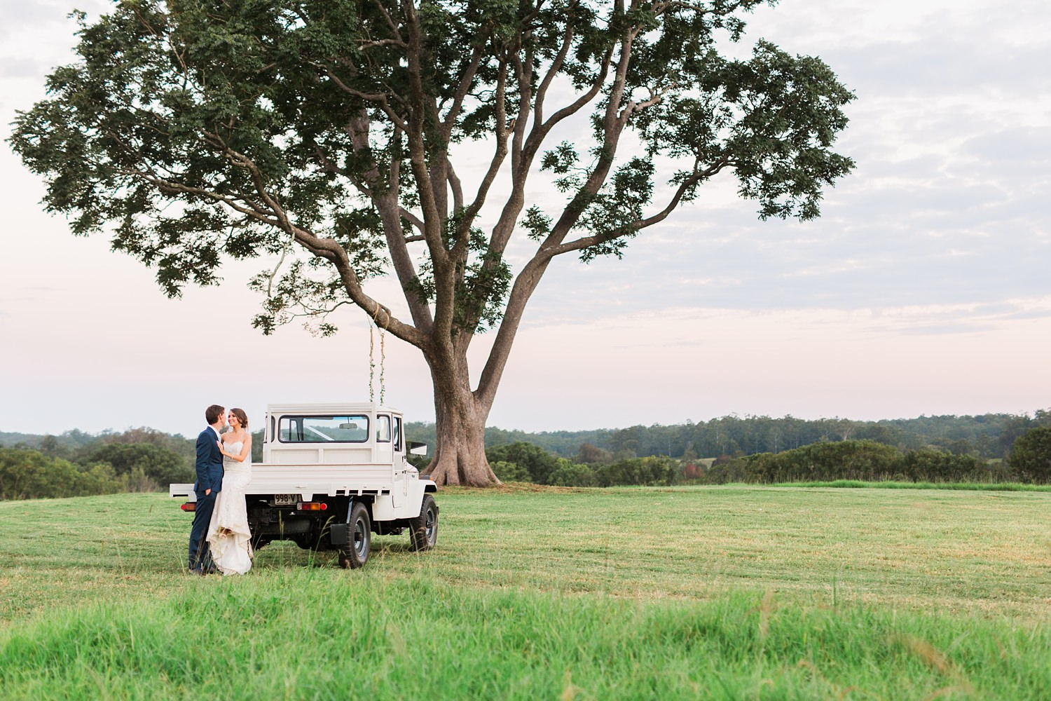 Coffs Harbour Gleniffer Country Wedding Photographer