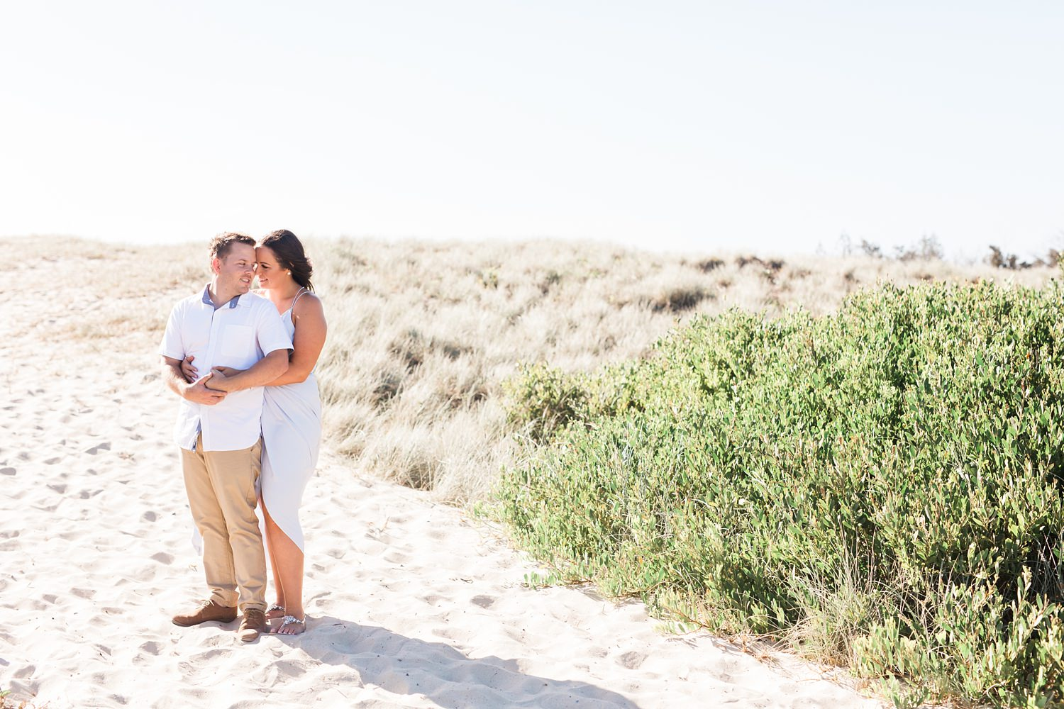 Gold Coast Wedding Photographer The Spit Engagement