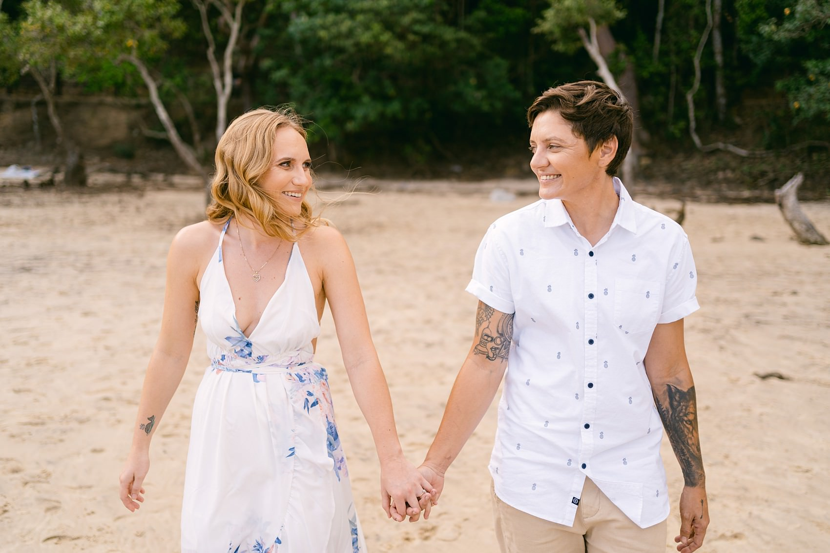 Same sex gold coast engagement photography mario colli